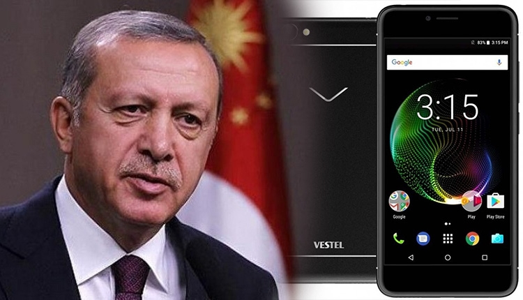 Recep Tayyip Erdoğan'dan Vestel telefon önerisi: ''Onların İphone'si varsa bizim Vestel'imiz var'' Vestel telefonları (Vestel telefon markaları)