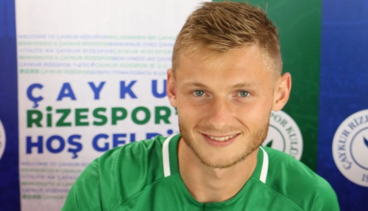 Rizespor, Jakup Brabec'ı transfer etti