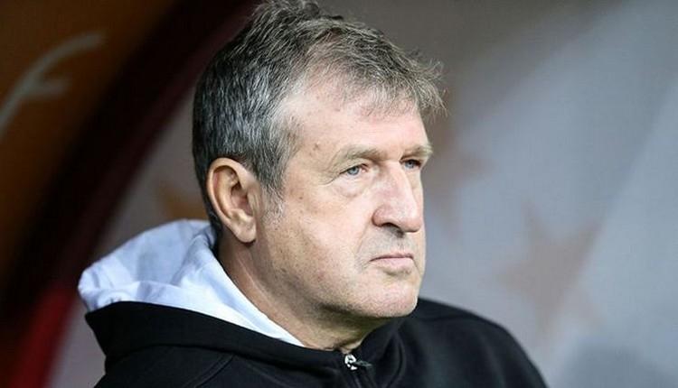 Safet Susic'ten Galatasaray iddiası: 'Tek hedefimiz kupa'