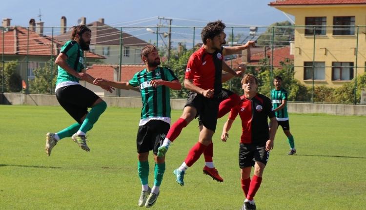 Sakaryaspor 1-1 Ankara Adliyespor maç özeti ve golleri (İZLE)