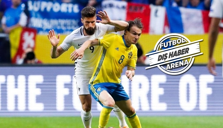 Sampdoria Albin Ekdal'ı transfer ediyor