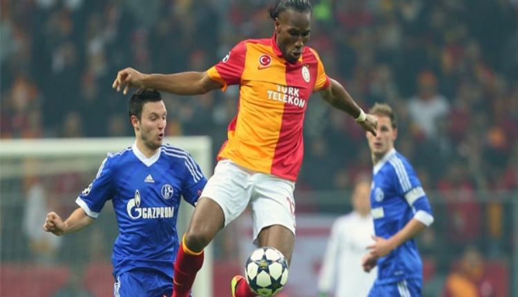 Schalke'den Galatasaray'a Türkçe paylaşım
