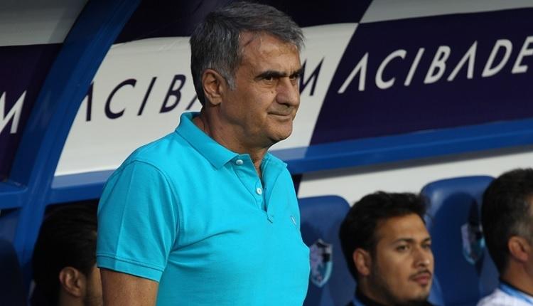 BJK Haber: Şenol Güneş Erzurumspor maçı sonrası neler söyledi?