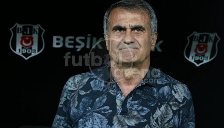 BJK Haber: Şenol Güneş: 'Kazanmayı hak ettik'