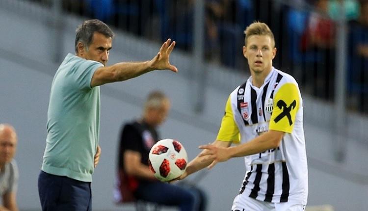 BJK Haber: Şenol Güneş'ten LASK Linz maçı sonrası açıklama: