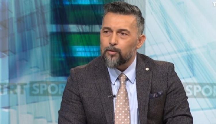 Serkan Reçber, Beşiktaş'tan neden ayrıldığını açıkladı