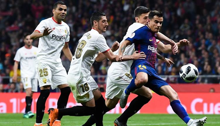 Sevilla'dan Barcelona'ya tehdit!