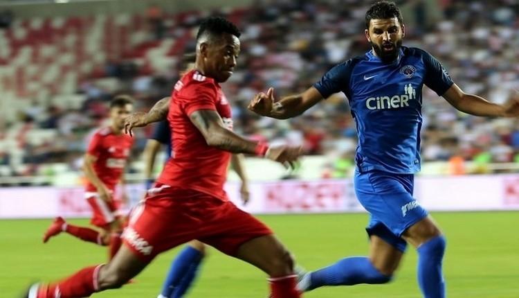 Sivaspor 0-3 Kasımpaşa maç özeti ve golleri İZLE