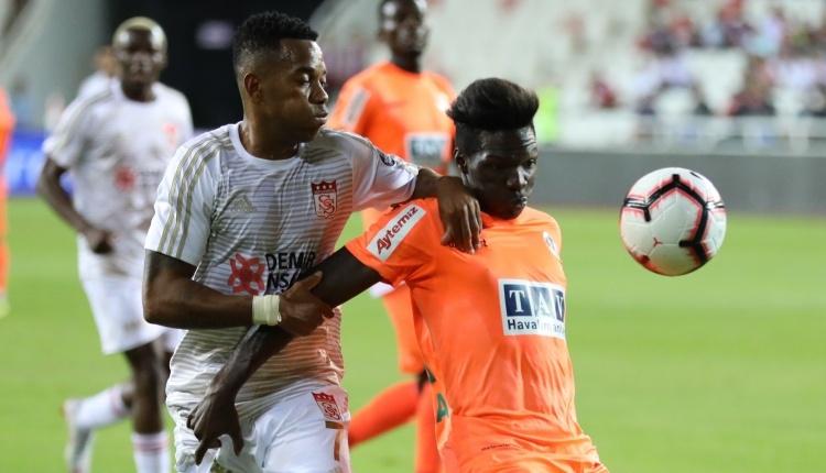 Sivasspor 1-0 Alanyaspor maç özeti ve golü (İZLE)