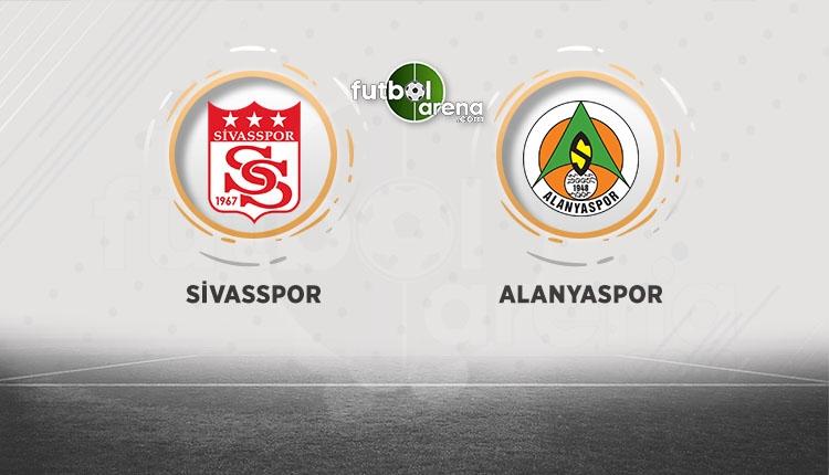 Sivasspor - Alanyaspor maçı saat kaçta, hangi kanalda?