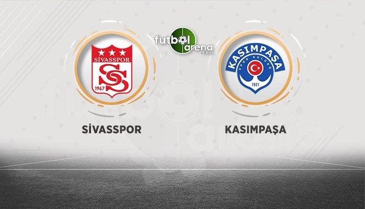 Sivasspor - Kasımpaşa beIN Sports canlı şifresiz izle