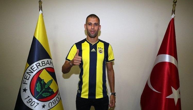 FB Haber: Slimani Fenerbahçe'deki hedeflerini anlattı