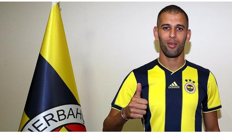 Slimani'den Galatasaray'a gözdağı! 'Aslan avcısı olacağım'