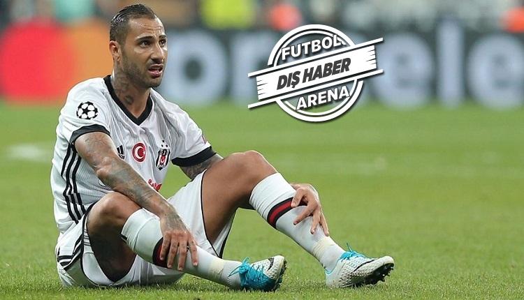 Sporting Lizbon'dan Quaresma transfer açıklaması