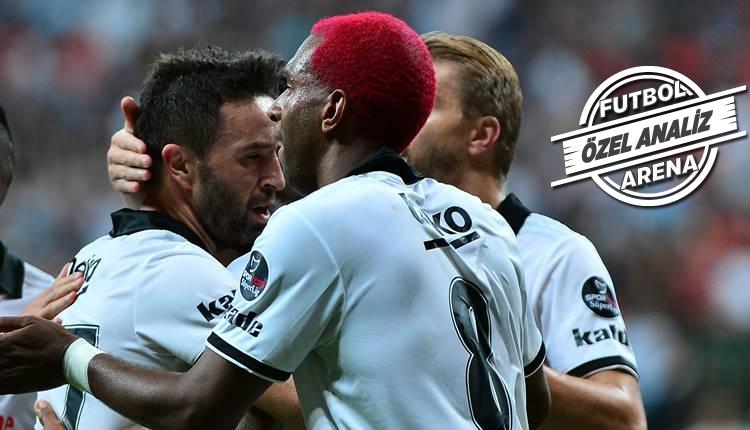 Süper Lig'de ilk 2 haftaya Beşiktaş damgası