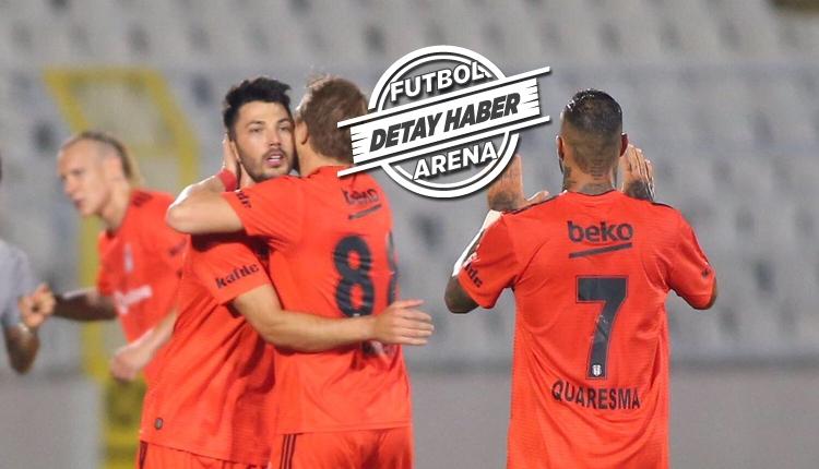 Tolgay Arslan'ın Partizan'a golü! Şenol Güneş ile ilk kez...