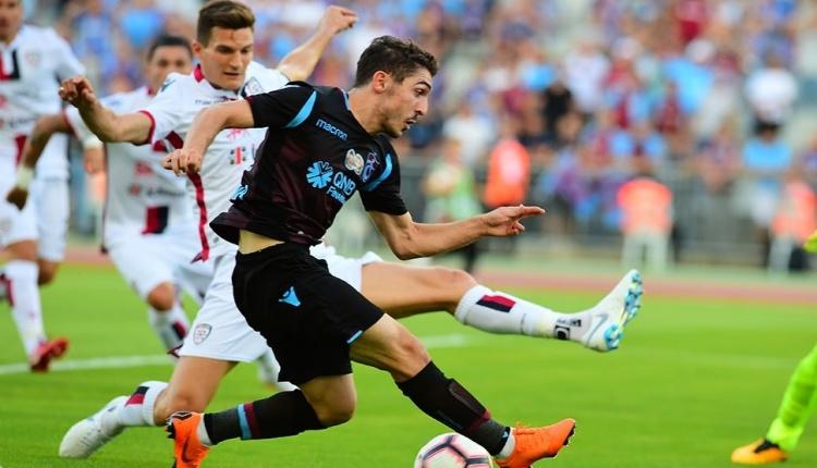 Trabzonspor 0-0 Cagliari maç özeti (İZLE)