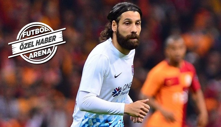 Trabzonspor'da Olcay Şahan 'FEDA' dedi