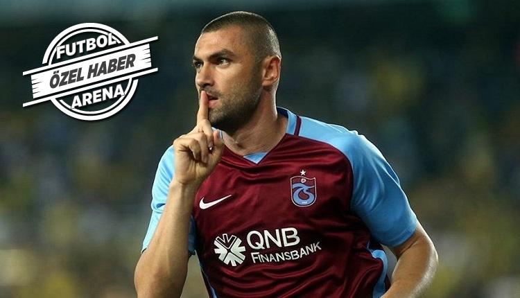 BJK Transfer: Trabzonspor'un Burak Yılmaz için Beşiktaş'tan istediği ücret