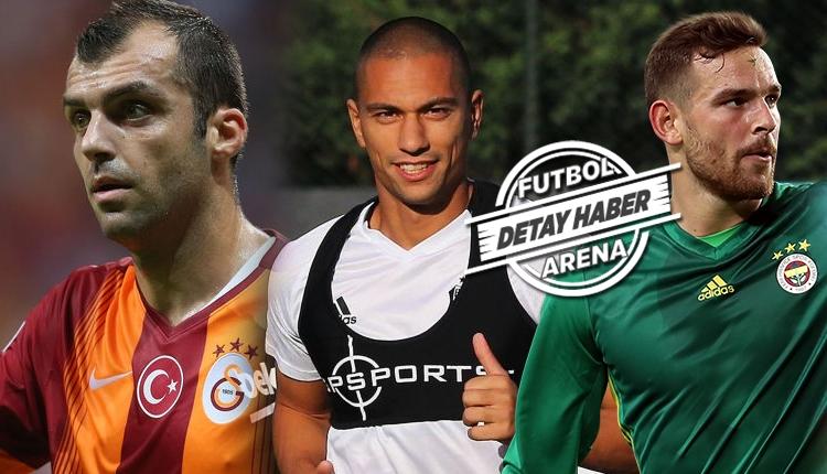 Transfer Haberleri: Üç büyüklerin son gün transferleri yarar sağlıyor mu İşte o isimler