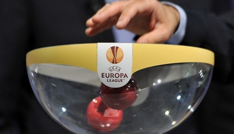 UEFA Avrupa Ligi kura çekimi ne zaman, saat kaçta, hangi kanalda?