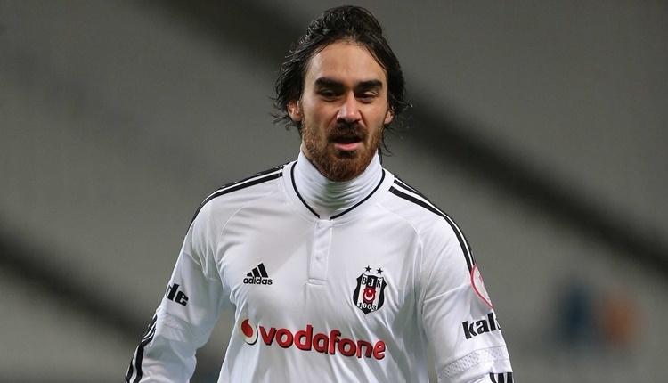 Veli Kavlak'tan Beşiktaş'a veda: 'Derinden üzüldüm'