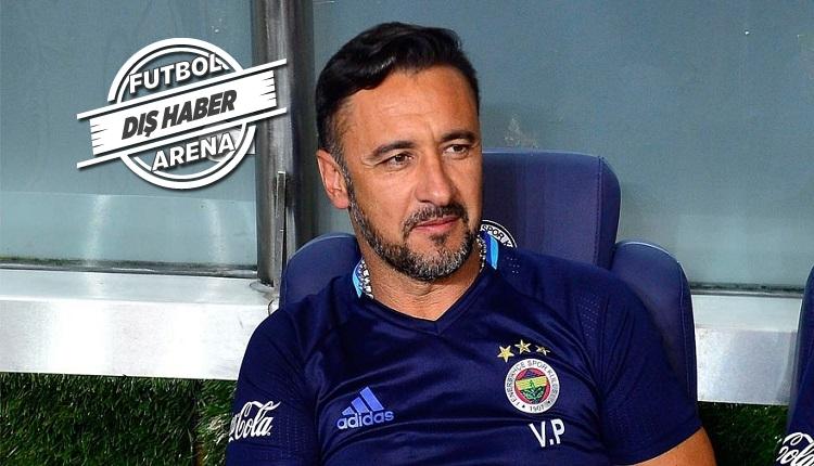 Vitor Pereira'nın yardımcısı Benfica'ya Fenerbahçe'yi anlattı