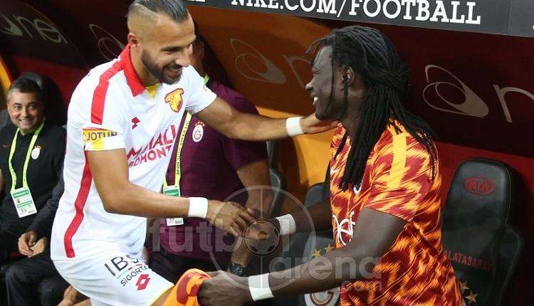 Yasin Öztekin'den Galatasaray maçı sonrası çarpıcı sözler