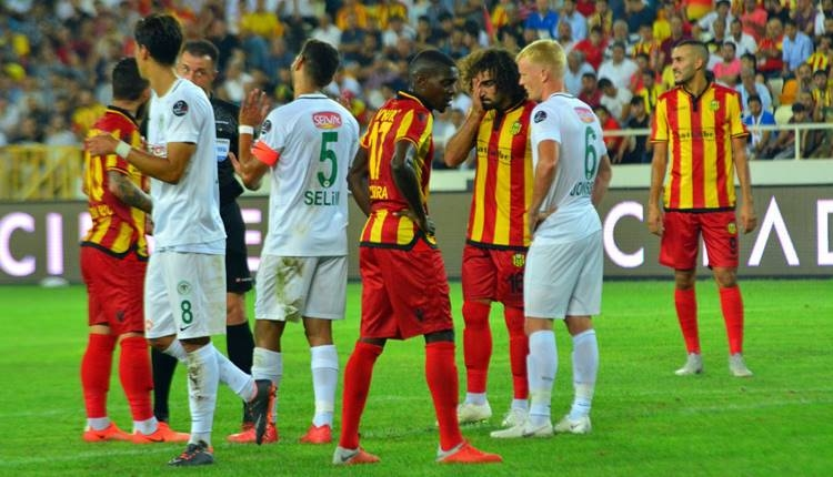 Yeni Malatyaspor 0-1 Konyaspor maçı özeti ve golü (İZLE)