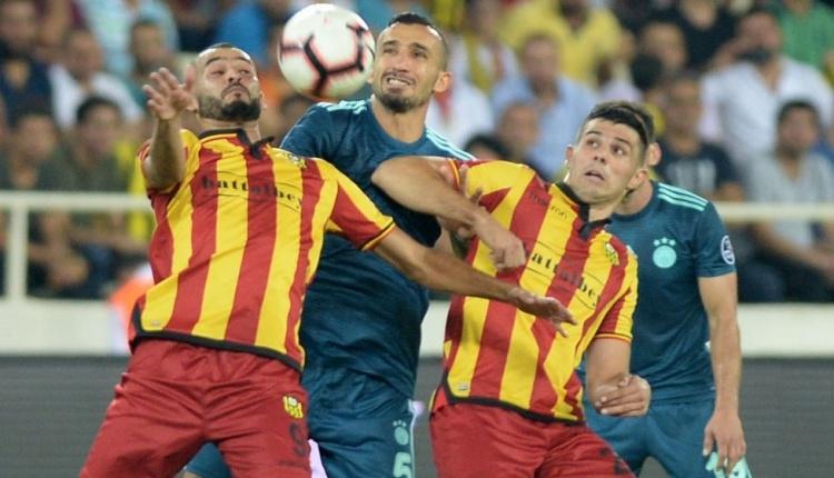 Yeni Malatyaspor 1-0 Fenerbahçe maç özeti ve golü (İZLE)