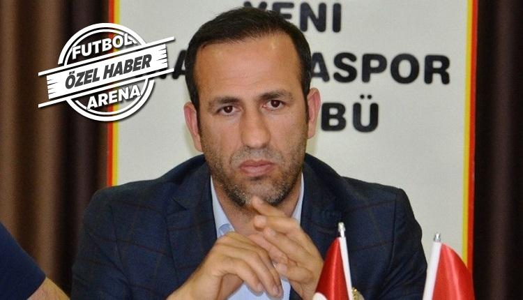 Yeni Malatyaspor Başkanı Adil Gevrek FutbolArena'ya konuştu: