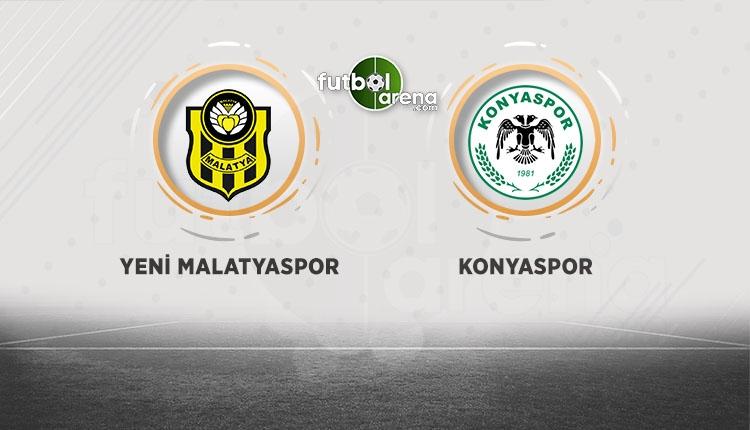 Yeni Malatyaspor - Konyaspor beIN Sports canlı şifresiz izle
