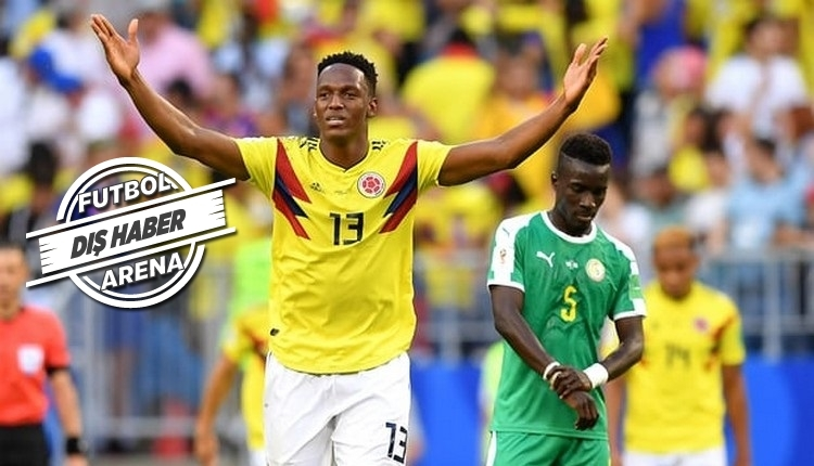 Yerry Mina, Manchester United'a transfer oluyor