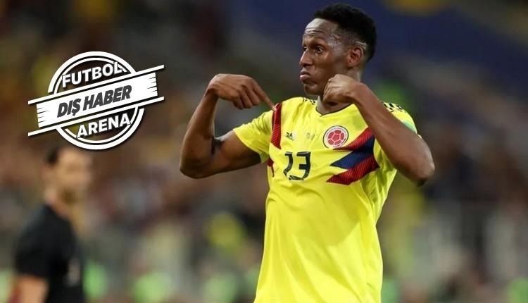 Yerry Mina'nın Manchester United'a transferi gerçekleşmedi