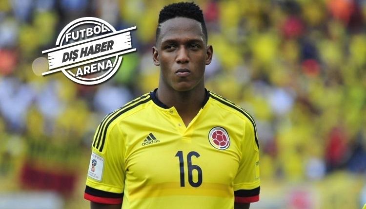 Transfer Haberleri: Yerry Mina Everton'a transfer oldu