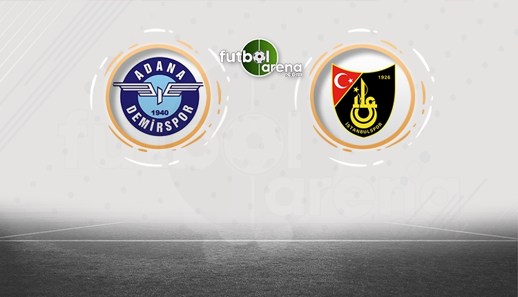 Adana Demirspor - İstanbulspor beIN Sports canlı şifresiz izle