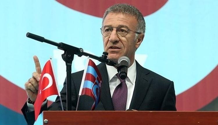 Ahmet Ağaoğlu: ''Trabzonspor üzerinde algı oluşturmaya çalışıyorlar''