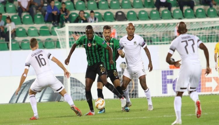 Akhisarspor 0-1 Krasnodar maç özeti ve golü (İZLE)