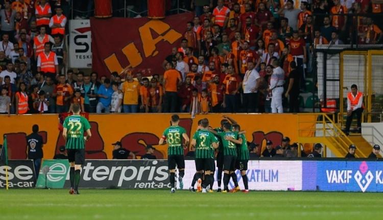Akhisarspor 3-0 Galatasaray maç özeti ve golleri (İZLE)