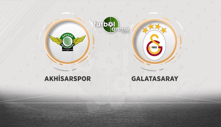 Akhisarspor - Galatasaray Bein şifresiz izle (Akhisarspor GS CANLI)
