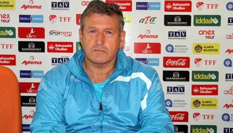 Akhisarspor'da Safet Susic'ten Ankaragücü maçı açıklaması: ''İyi pozisyonlar bulduk''