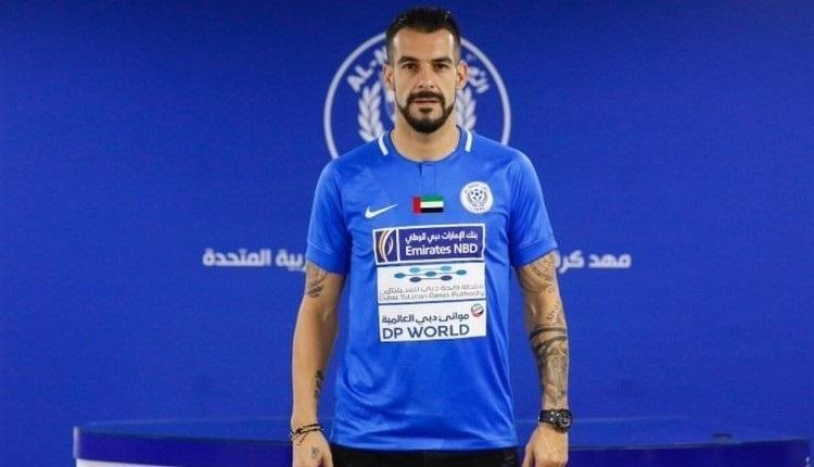 Al Nasr, Negredo transferini açıkladı