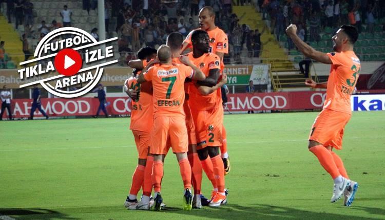 Alanyaspor 1-0 Trabzonspor maçı özeti ve golü (İZLE)