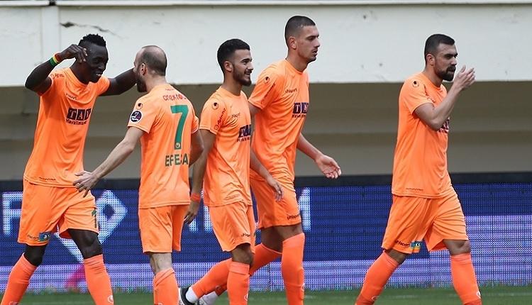 Alanyaspor 2-1 Akhisarspor maç özeti ve golleri