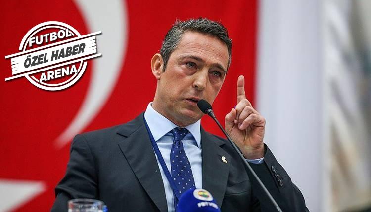 FB Haberleri: Ali Koç'tan takıma destek! Konya'ya gidiyor