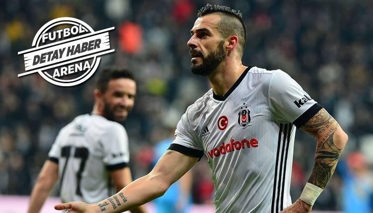 Alvaro Negredo Beşiktaş'ta ilki yaşamak istiyor!