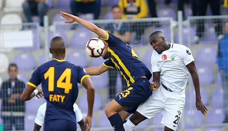 Ankaragücü 1-0 Akhisarspor maç özeti ve golleri (İZLE)
