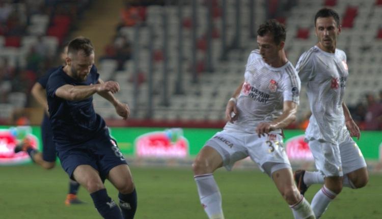 Antalyaspor 2-1 Sivasspor maç özeti ve golleri (İZLE)