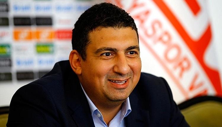 Antalyaspor'da Ali Şafak Öztürk açıkladı;