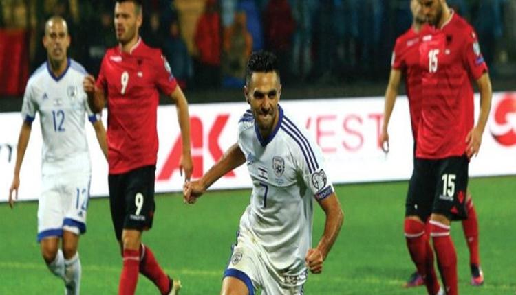 Arnavutluk - İsrail maçı hangi kanalda? (Canlı izle)